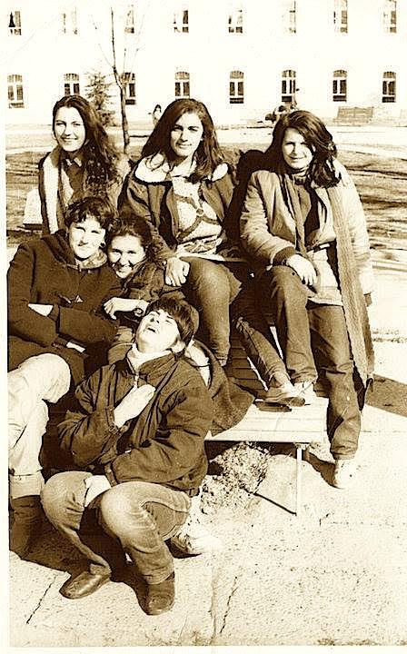 Gjimnaziste shkodrane, 2 prill 1991...