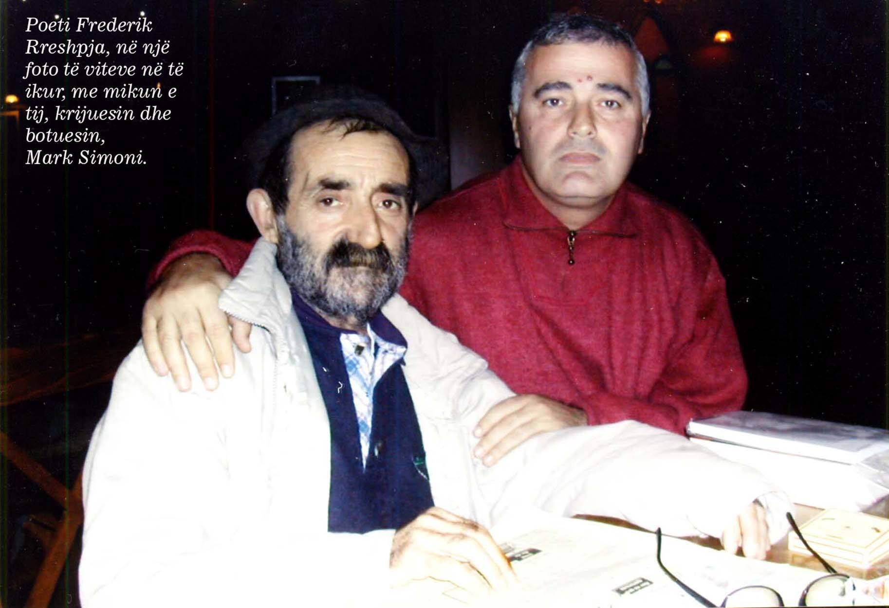 Frederik Reshpja dhe Mark Simoni