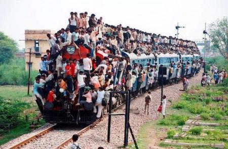 Treni i Jetës... në Indi