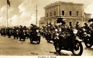 Bersaglieri in Albania 1939