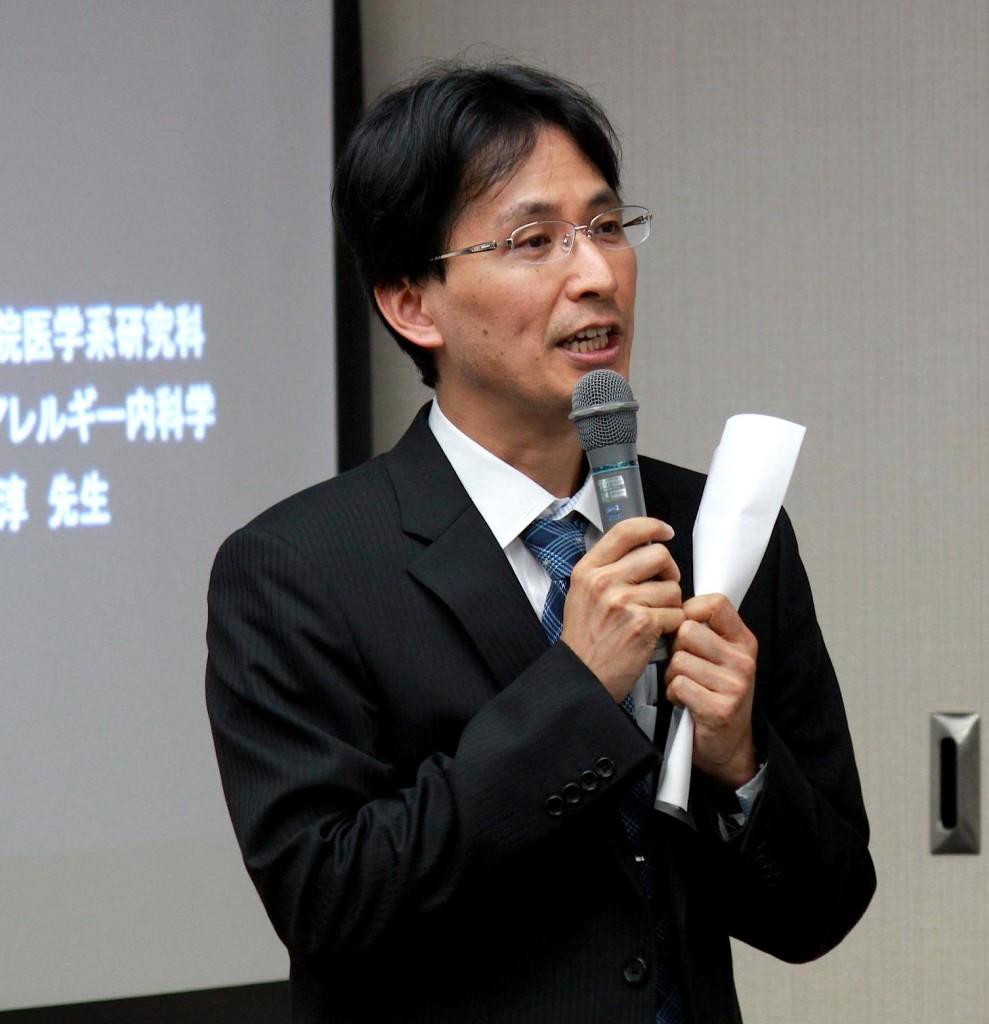 Studiuesi japonez Yamamoto Kazuhiko