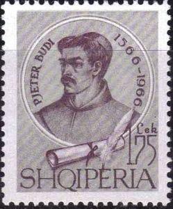 Pjeter Budi - Peshkop dhe Shkrimtar