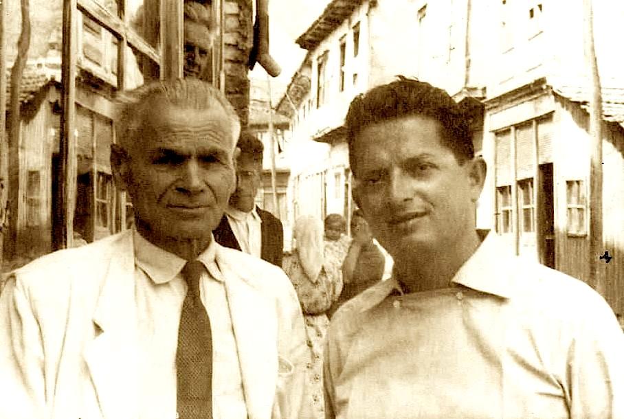 Lasgush Poradeci dhe shkencëtari Dhimitër Pilika