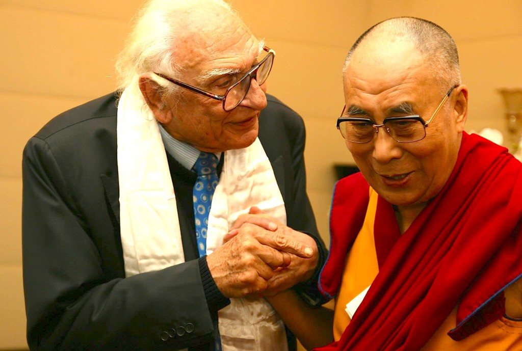 Marco Panella & Dalai Lama