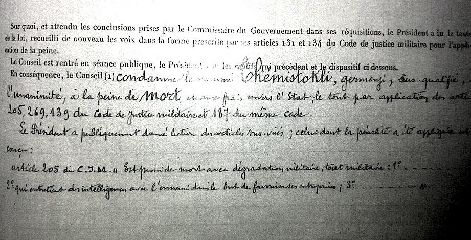 Dokumente te denimit te Themistokli Germenjit (3)