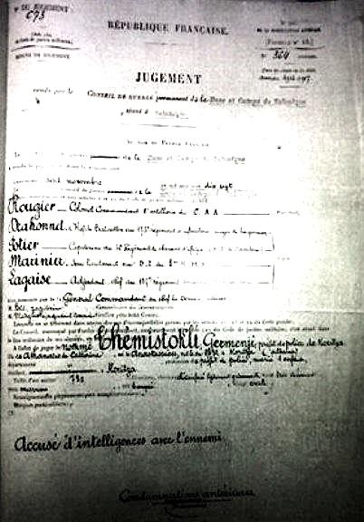 Dokumente te denimit te Themistokli Germenjit (2)