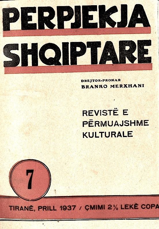 Revista e Neoshqiptarizmes - Perpjekja shqiptare