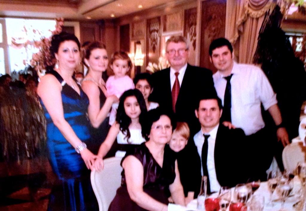 Familja e Xhevat Ndreut