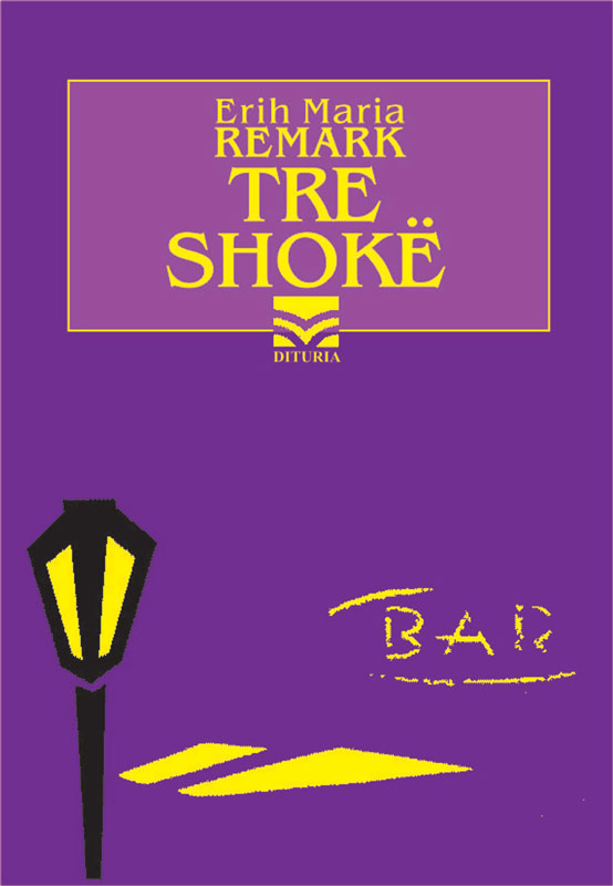 Remark - Tre Shoket - Perktheu Robert Shvarc