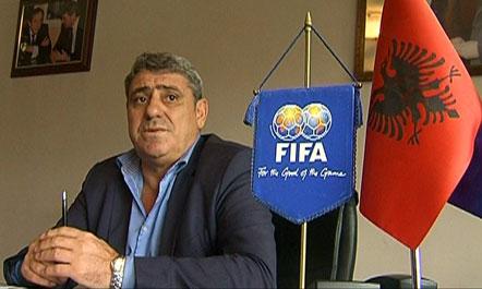 Kreu i FFK-se Fadil Vokrri