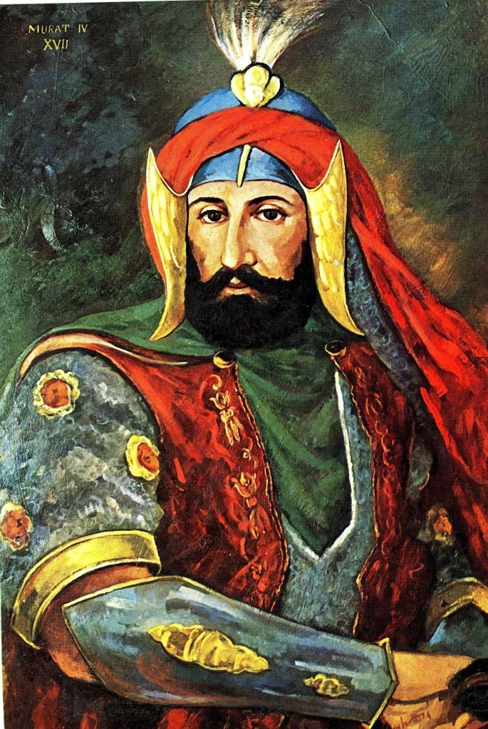 Sulltan Murad IV (1612-1640)