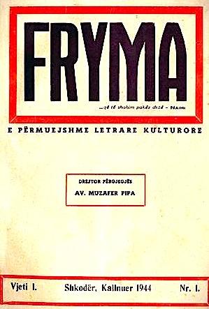 Revista Fryma e Myzafer Pipes