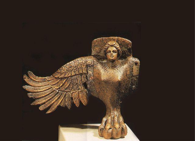 Skulpture e gjetur ne Antigonea