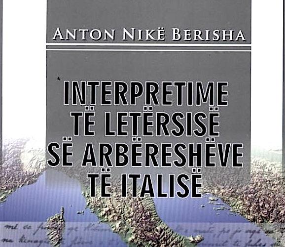 Anton Nike Berisha - Arbereshet