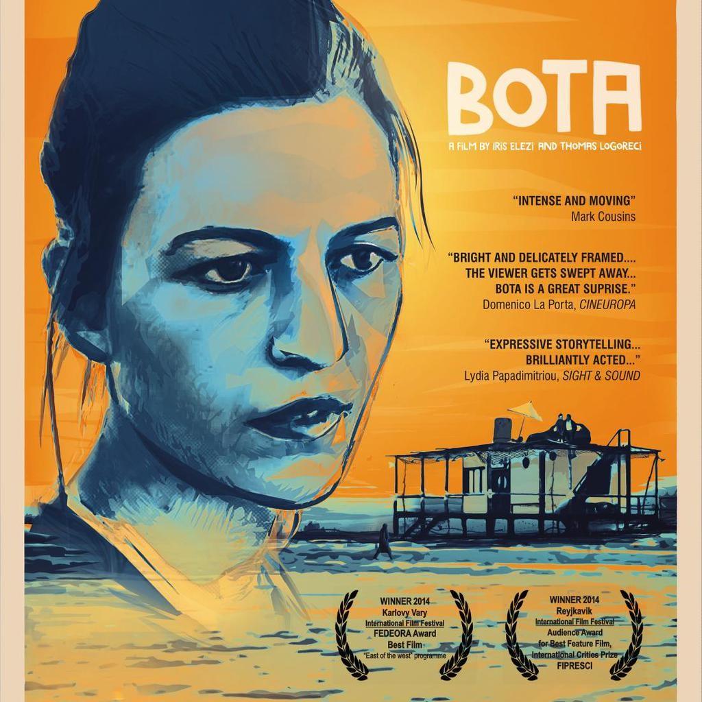 Poster i Filmit Bota-Cafe