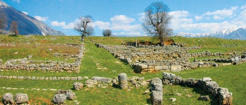 Qyteti antik i Antigoneas