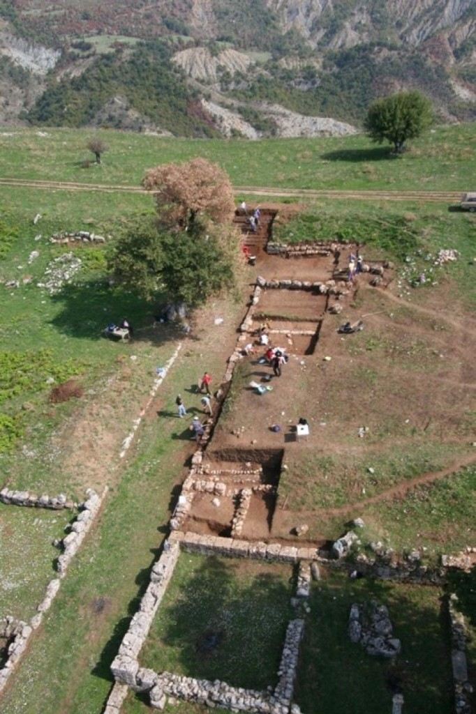 Nga germimet ne Antigonea