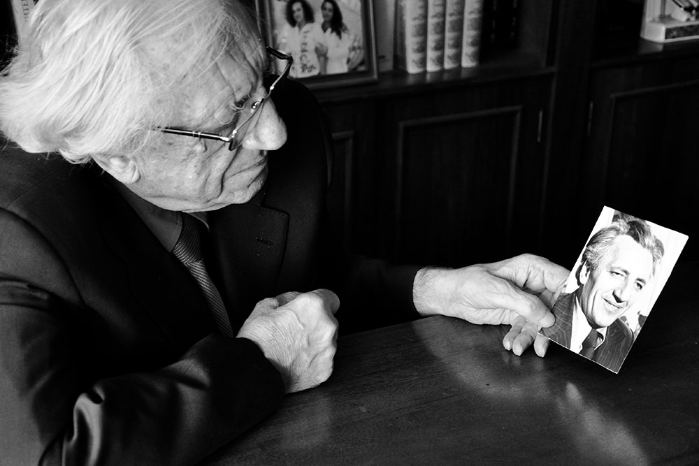 Dritero Agolli (1931-2017)