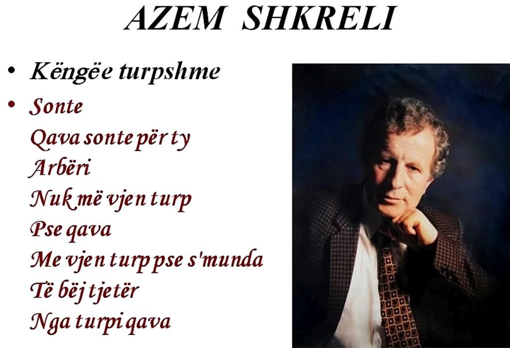 Poeti Azem Shkreli