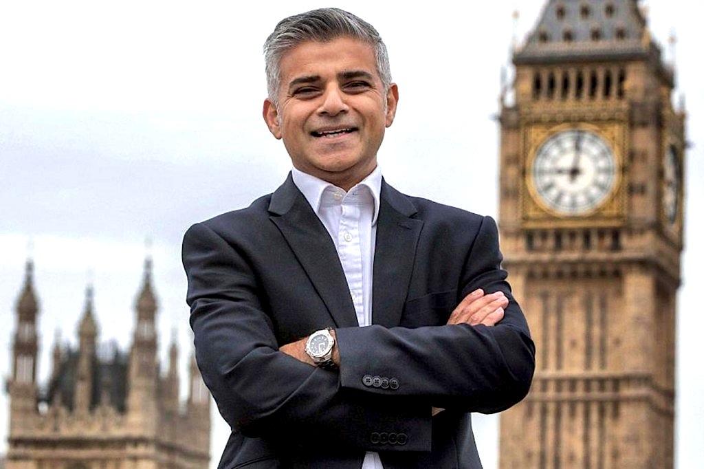 Sadiq Khan - Bashkiaku i Ri i Londres