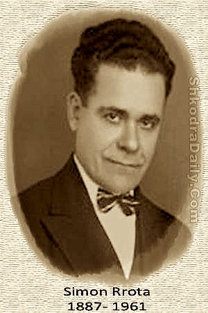 Piktori Simon Rrota (1887-1961)