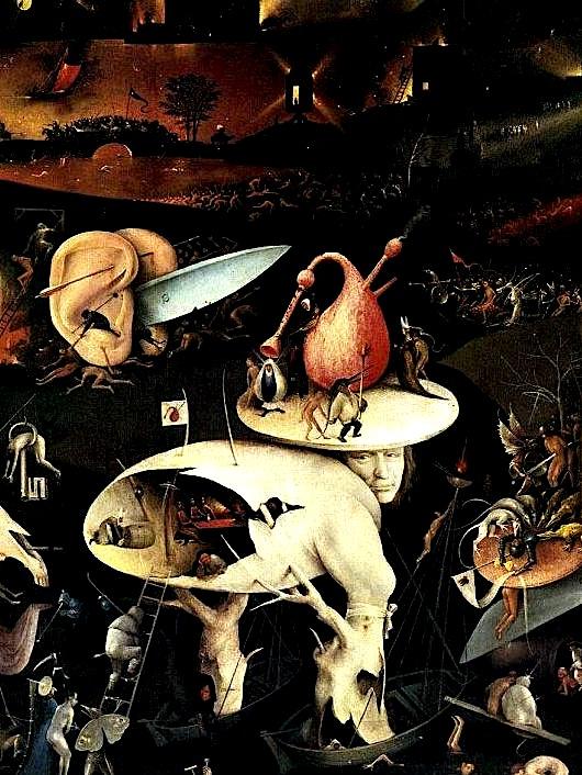 Fragment nga Kopeshti i Mrekullive i Bosch