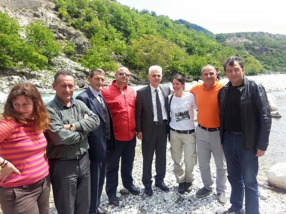 Solidaritet ne Mbrojtje të Natyrës shqiptare - Valbona