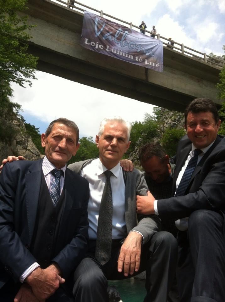 Bashkë në mbrojtje të Valbonës