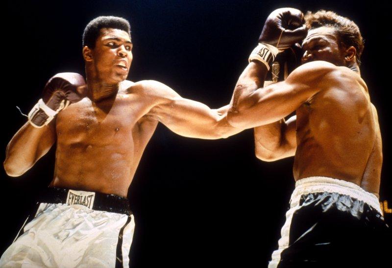 Muhammed Ali (Cassius Clay)