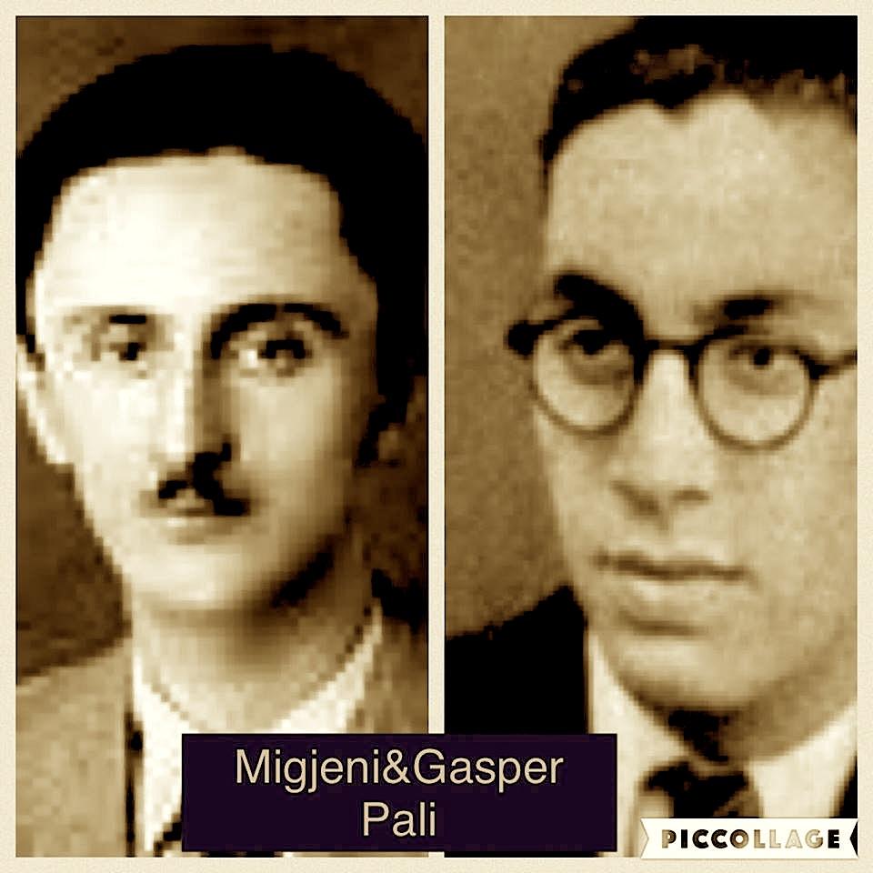 Migjeni & Gasper Pali