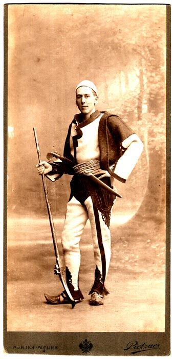 Baroni Ferenc Nopça i veshur malsor