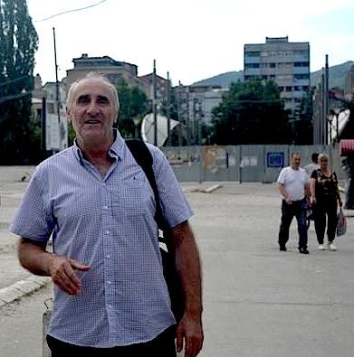 Sokol Demaku ne Kosove