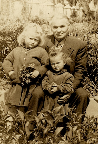 Lasgushi me Vajzat - Marien dhe Kostantinen