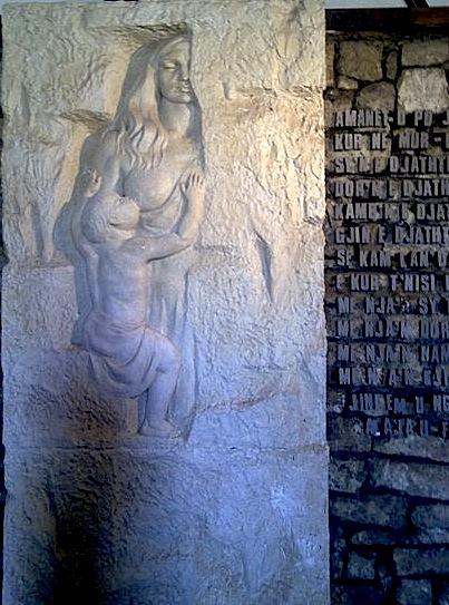 Rozafa dhe femija i saj... Kala e Shkodres-1