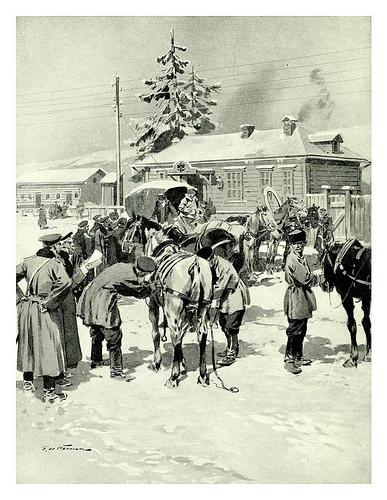 Zyra e postave... F. de Haenen 1913