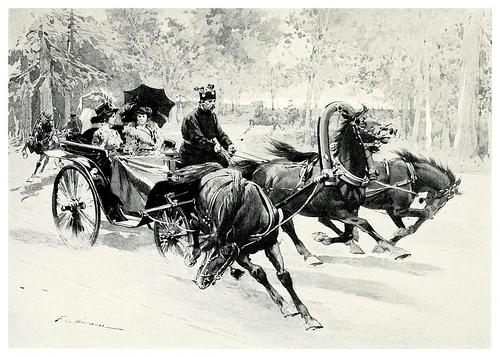 Trojka... F. de Haenen 1913