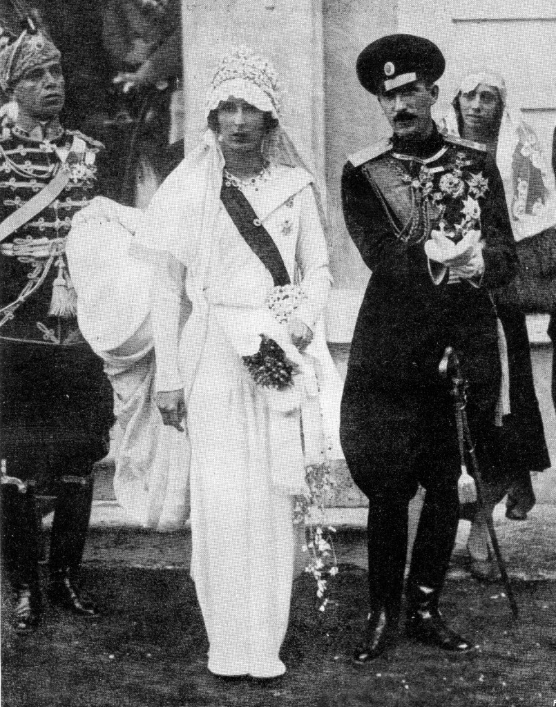 Boris i III i Bullgarise dhe Giovanna e Savoias