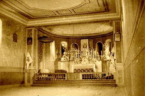 Abacia e Oroshit 1905, Pamja e brendshme e saj.