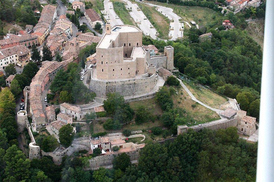 Keshtjella e Montefiore Concas - Rimini