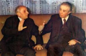 Shkencëtari Çabej  përballë diktatorit Hoxha