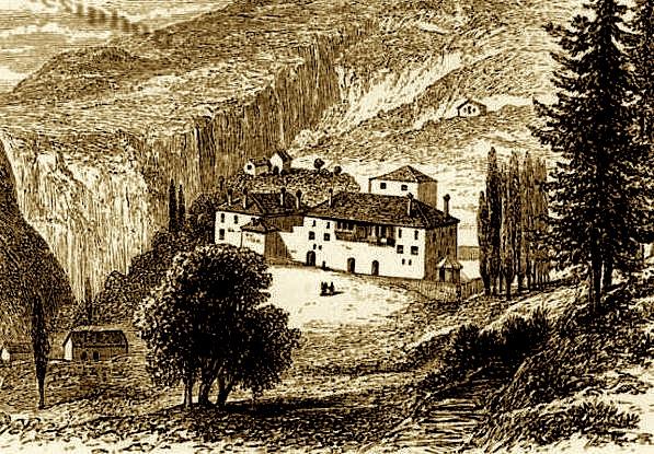 Kullat dhe Abacia e Oroshit