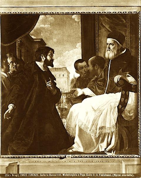 Papa Gulio II (1443-1513)