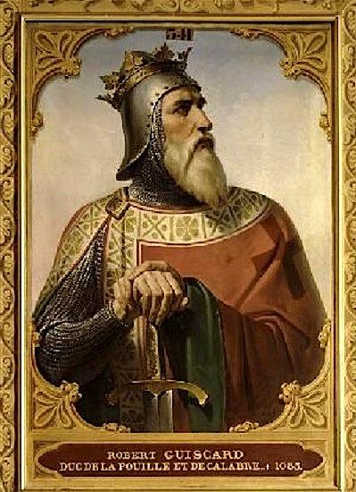 Robert Guiscardi (1015-1085)