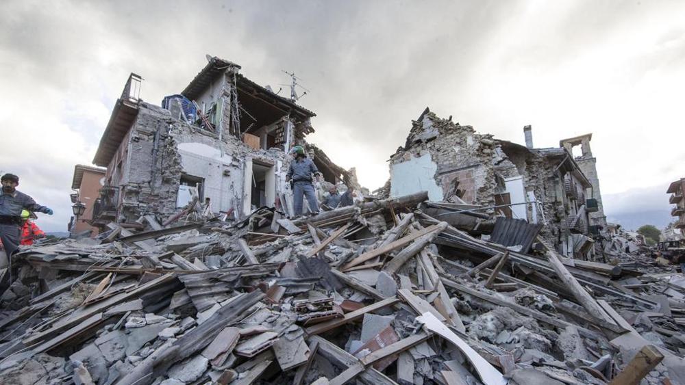 Tërmeti në Italinë Qëndrore (24 gusht 2016))