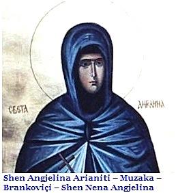 Shen Angjelina Arianiti