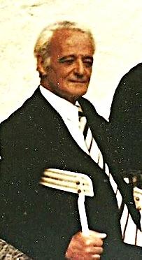 Viktor Koliqi ne vitin 1978