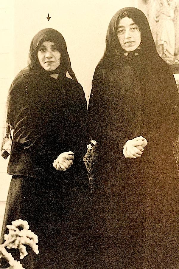 Ganxhe Bojaxhiu - Foto e parë nga India - 22 shkurt 1929