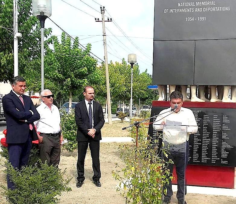 Përshëndetja nga Fatos Tushe - Kryebashkiaku i Lushnjes