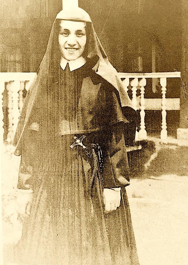 Madre Tereza - Profesore dhe drejtoreshë shkolle  - Kalkutë 1946