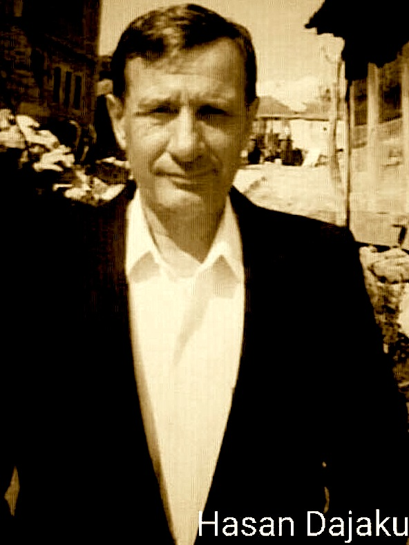 Shkrimtari Hasan Dajaku (1944-2001)